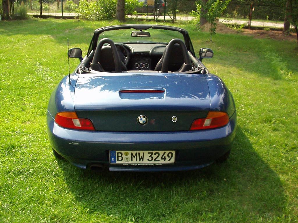 Bilder Galerie Auto Bmw Z3 Bmw Z3 3