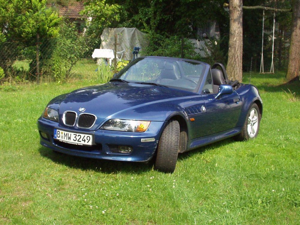 Autos Wie Der Bmw Z3 Roadster Alte Us Cars Und Showcars