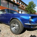 Ford Mustang Coupe BJ 1967